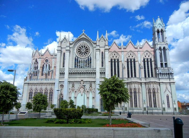 Templo Expiatorio Diocesano Del Sagrado Corazon De Jesus